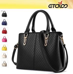 Image is loading New-Fashion-Women-Handbag-Shoulder-Bag-Messenger-Large- 5d96ccf2c3