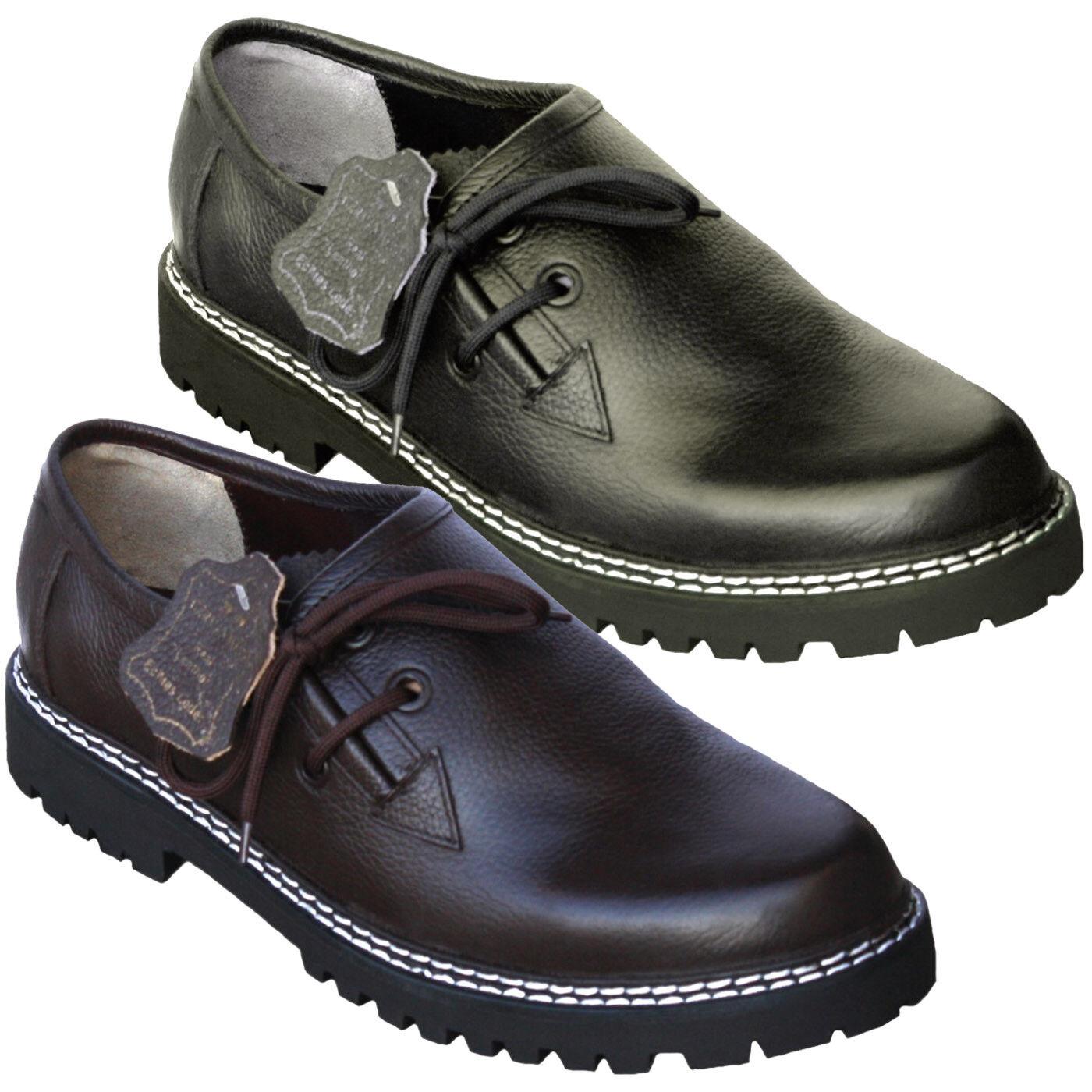 Gerhomme Wear, haferlchaussures costumes Chaussures Chaussures en cuir d'origine-handmachart