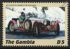 INVICTA S-Type (GO 6765) Classic Marathon Rally Car Stamp