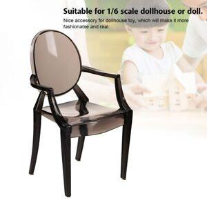1-6-Doll-House-Chair-Plastic-Dollhouse-Docer-Miniature-Armchair-Kids-Toy-Model