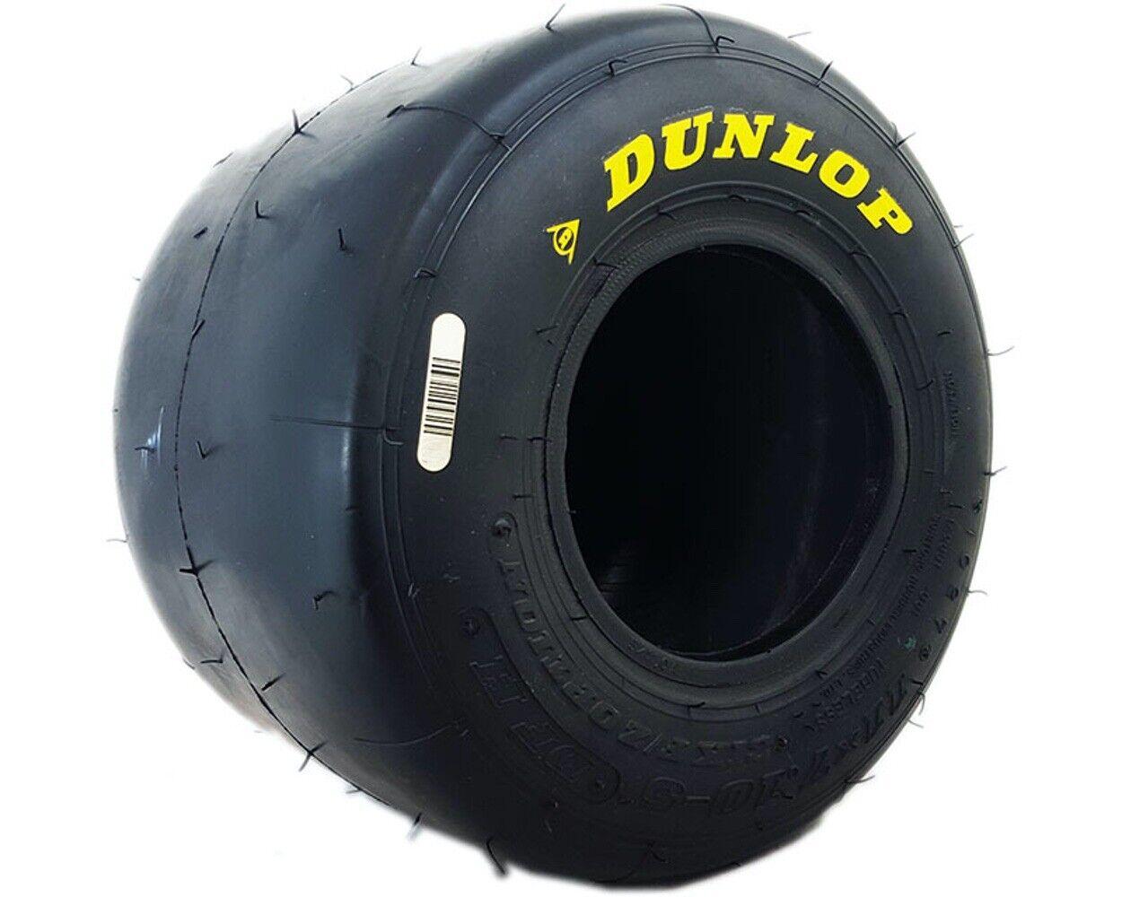 s l1600 - Ir Kart Dunlop Dfh Mancha Neumático Karting Raza Racing