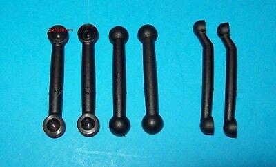 Traxxas 7630 Toe Links Front Or Rear Latrax