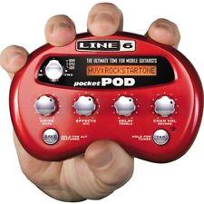 Line 6 Pocket POD Flanger Guitar Effect Pedal