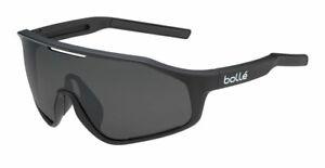 Hard Case New BOLLE SHIFTER Sunglasses Performance Wrap Frame- Shield Lens