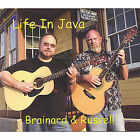 Life in Java * by Brainard & Russell (CD, Feb-2005, Harry B Records)