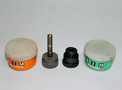 Common Rail Injector Lapping / Ball Reseating Tool & Lapping Paste -Fine+Coarse