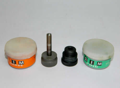Common Rail Injector Lapping Fine+Coarse Ball Reseating Tool /& Lapping Paste