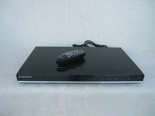 Dvd-afspiller, Samsung, DVD-D530, God, - HDMI out, - Scart…