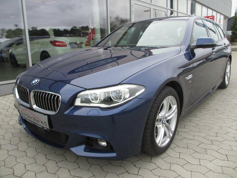 BMW 530d 3,0 Touring M-Sport xDrive aut. 5d - 674.900 kr.