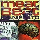 Subliminal Sandwich, Meat Beat Manifesto, Good Limited Edition