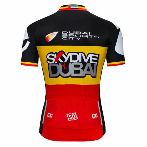 XSU134 Road Mens Racing MTB Cycling Short Sleeve Jersey and bib Shorts