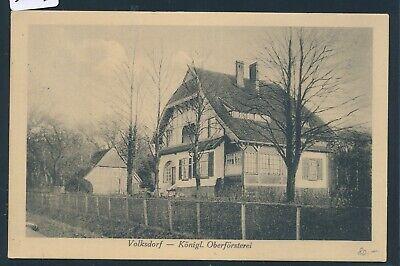 35013) Ak Hamburg Volksdorf Oberförsterei 1913, Bahnpost Altrahlstedt - Wohldorf Moderate Kosten