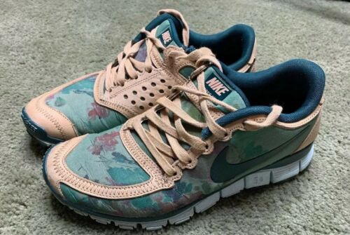 Nike Free 5.0 Liberty Of London Floral Shoe Womens