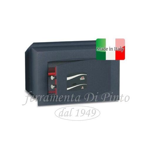 CASSAFORTE INCASSO MURO CHIAVE 18X26-21X31X15P 21X31-23X36-28X42-32X49X20P