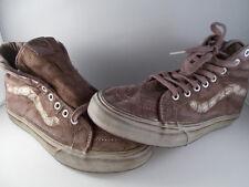 4b42924b16 item 2 VANS SK8-Hi Reissue + Overwash Paisley Teak Shoes Men s Size 5 New  In Box -VANS SK8-Hi Reissue + Overwash Paisley Teak Shoes Men s Size 5 New  In Box