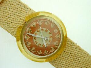Leaf-Pop-Swatch-Watch-1994-Special-PWZ108PACK-Unworn-Original-Casing