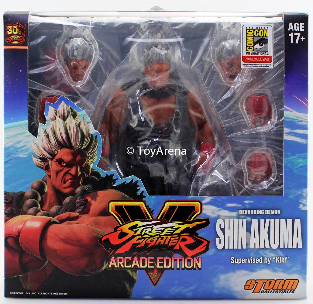 Storm Collectibles SDCC 2018 1 12 Scale Mortal Kombat Shin Akuma Exclusive