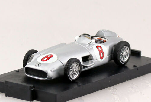 Mercedes w196 gp Holland 1955 #8 fangio 1:43 Vroom coche modelo r072