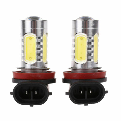 Details about  /For Toyota Tacoma 2018-2019 LED 7600LM Fog Light H16 H11 H8 White 6000K 50W