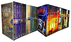 Warrior-Cats-Collection-Erin-Hunter-Series-Books-Set-The-New-Prophecy-Omen-Star
