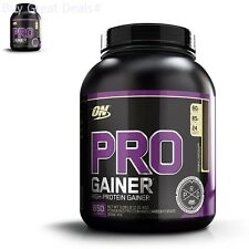 Optimum Nutrition Pro Complex Gainer Double Chocolate 5.09 Pounds 5 Pound New