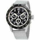 Victorinox 241447.1 Airboss Mach 6 Mechanical Analog Men's Watch - Silver