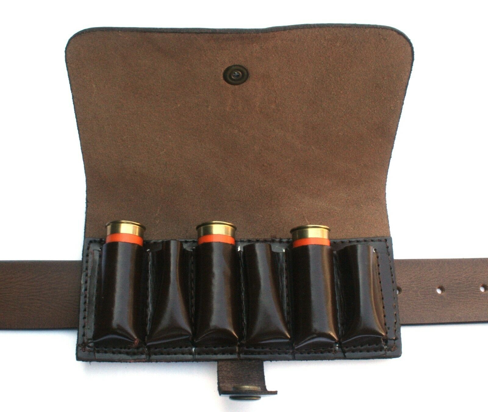 Staffy Dog Fusil Choke CASE/Cartridge Case Lover Leather Dog Lover Case Cadeau 7fe6d4