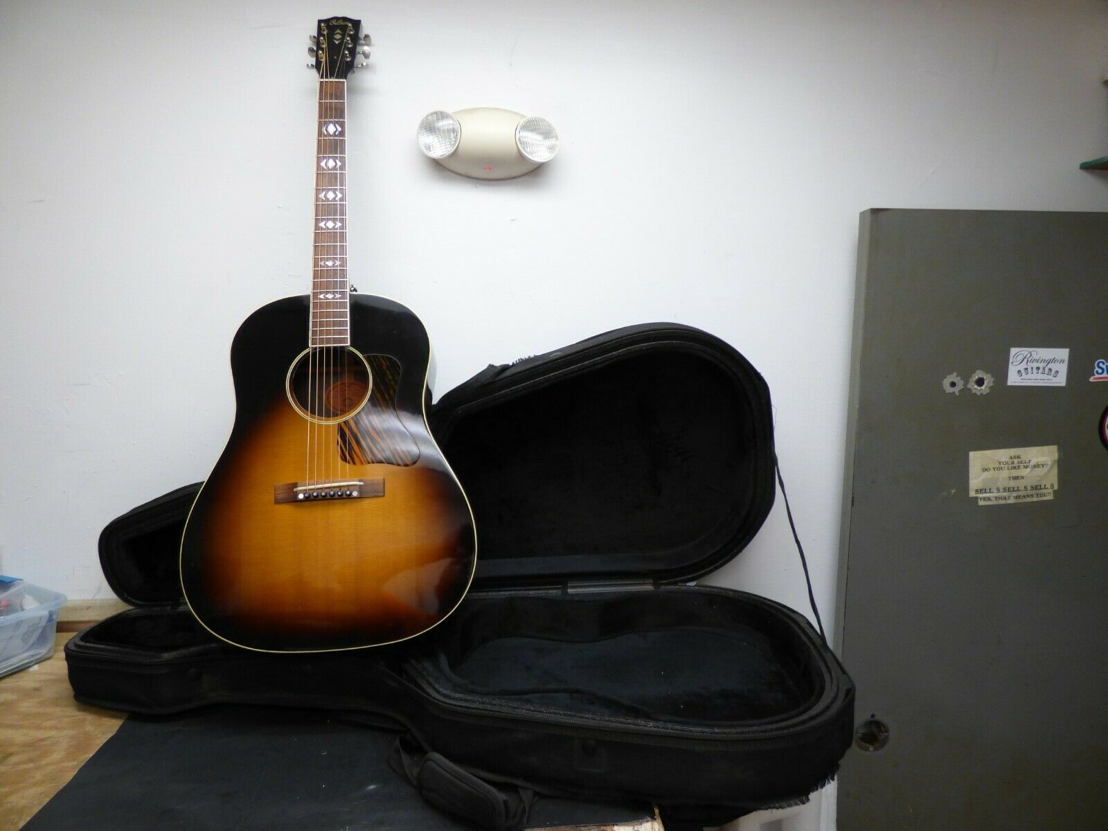 Gibson Advanced Jumbo Special 12166046 For Sale Online Ebay