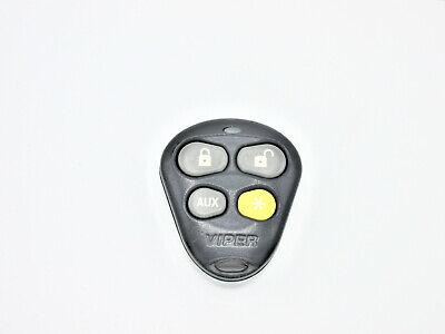 3 Button Orange fits Viper Python Automate Avital Hornet EZSDEI474V RPN 474V Key Fob Keyless Entry Remote