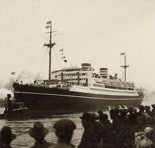 NYK Hikawa Chichibu Maru Passenger Ship Ocean Liner 100 Anniversary Picture Book