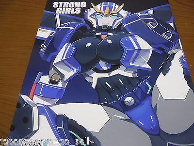 Doujinshi Transformers Strongarm Chojikuuyoukan STRONG GIRLS B5 12pages