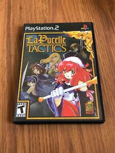 La-Pucelle-Tactics-Sony-PlayStation-2-2004-Good