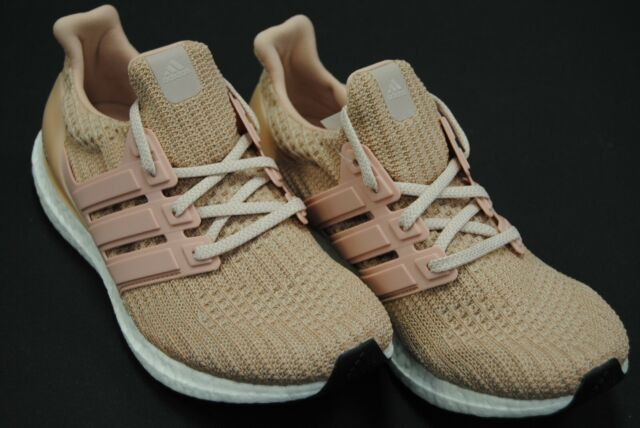 best loved 79839 788d1 BB6309 Womens adidas Ultraboost Ultra Boost Running Shoes Size 11 Pearl