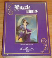Moon Amethyst By Nene Thomas Jigsaw Puzzle 1000 Pieces New/sealed
