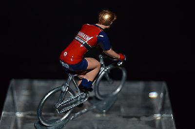 Umile Bahrein Merida 2017 - Petit Cycliste Figurine - Cycling Figure Nutriente I Reni Alleviare I Reumatismi