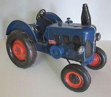 Traktor Lanz Bulldog,Nostalgie Blechmodell,Trecker,Tractor Metall 31 cm,Neu (K)