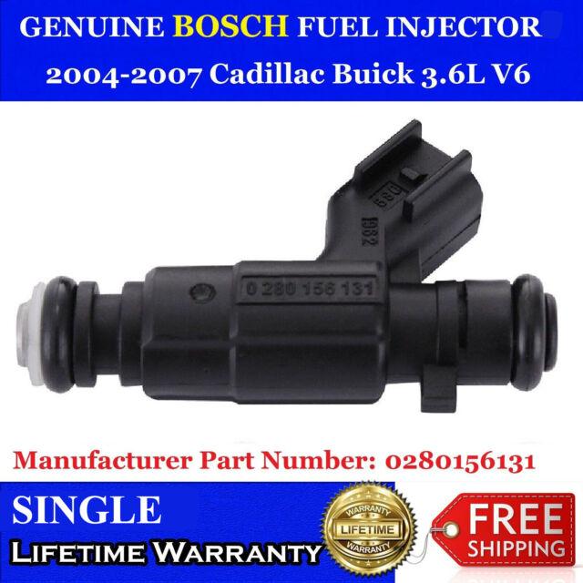 Re-Man Single OEM Bosch Fuel Injector For 2004-2006