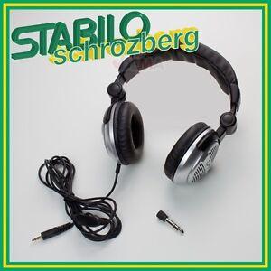 DJ-Kopfhoerer-Headphone-Hoerer-fuer-MP3-Player-Keyboard-E-Drum-3-5-6-3-mm-918430
