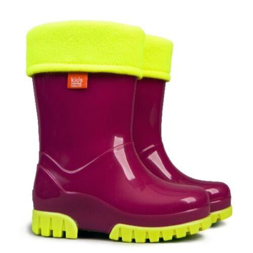 BOYS GIRLS KIDS CHILDREN WELLINGTON BOOTS WELLIES RAIN BOOTS Brand New