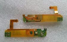 Nastro flessibile Micro Microfono Flex Platino Connector Xperia T per Sony LT30P