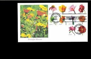 2007-FDC-Flowers-Portland-OR