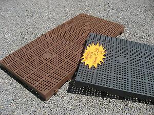 Pavimento da esterno carrabile mattonelle antiumidit giardino garage campeggio ebay - Pavimento da esterno carrabile ...