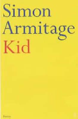 1 of 1 - Armitage, Simon, Kid, Very Good Book