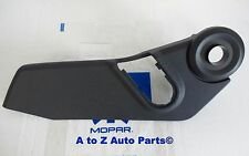 NEW 2007-2016 Jeep Patriot &Compass DRIVERS SIDE Outer Seat Trim Panel Bezel,OEM