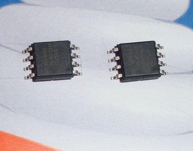 2x SST25VF016 16MBit Serial FLASH, SOIC8 (W), Microchip $