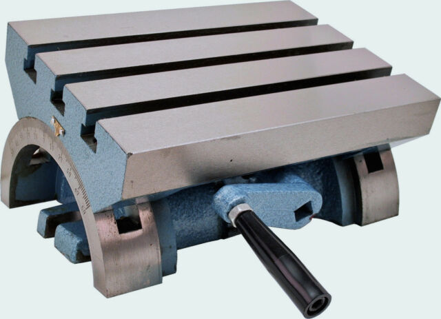 """5 x 7"""" Tilting Table for Milling Machines"""