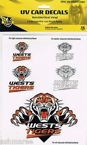 NRL-Wests-Tigers-5-UV-Car-Tattoo-iTags-Sticker-Decals