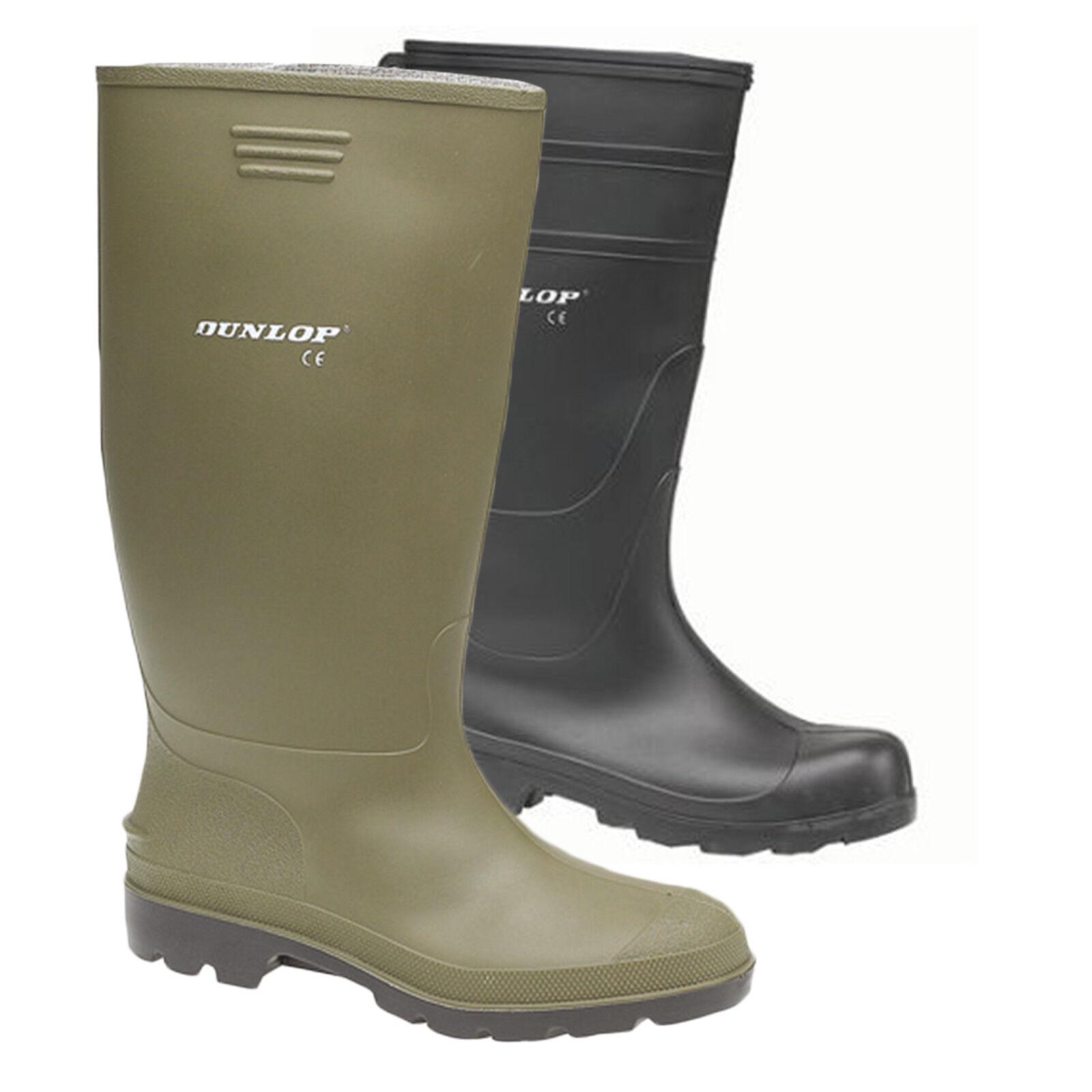 Dunlop - - Budget Wellington Boots - Dunlop Fully Waterproof 27b71a