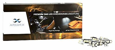 Premium LED Innenraumbeleuchtung Mazda 3 BL Weiß