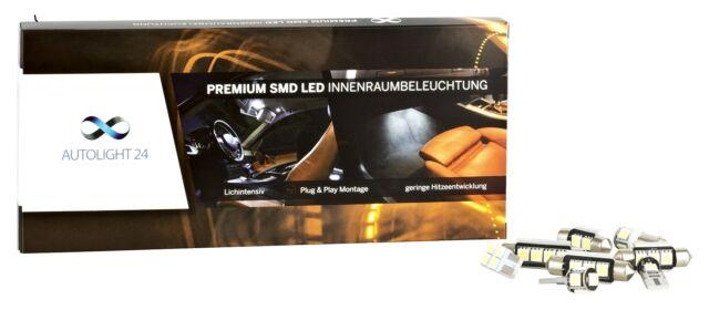 Standard LED Innenraumbeleuchtung Toyota Avensis T25 Weiß